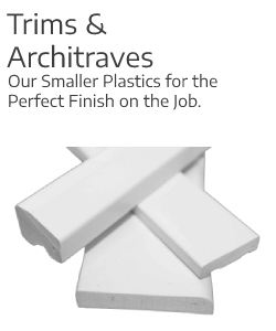 Trims and Architraves